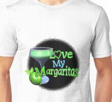 Love My Margaritas  Unisex T-Shirt
