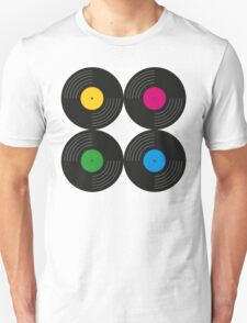 Vinyl Record Collection T-Shirt