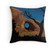 Ear of the Wind Throw Pillow
