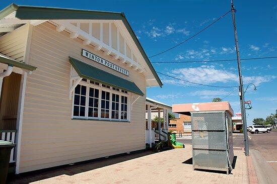winton post office by Bronwen Hyde