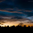 Monmouthshire Sunset by SwampDogPhoto