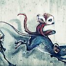Rat race by heinrich