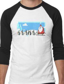 On Gunther and Günter and Geenter... Men's Baseball ¾ T-Shirt