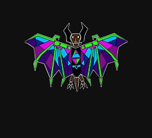 Stained Glass Bat Unisex T-Shirt