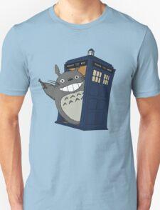 Totoro meets the tardis T-Shirt