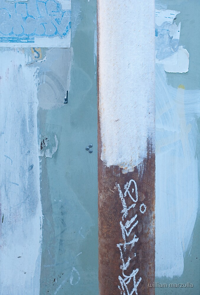 paint and pole by william marzulla