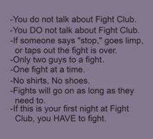 Fight Club by slkr1996