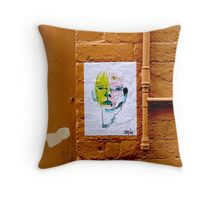 Darlinghurst (January 2013) Throw Pillow