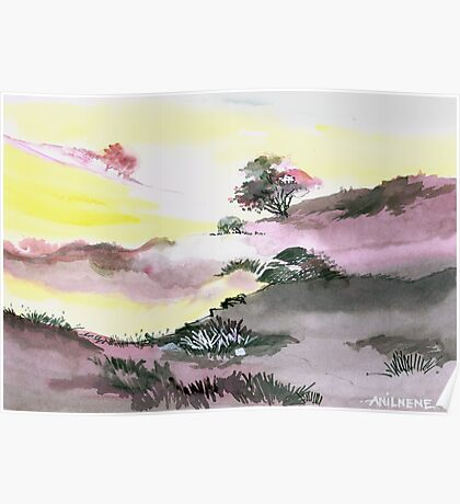 Landscape 1 Poster