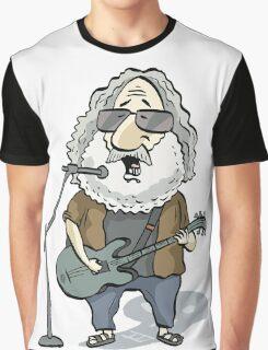 Jerry Garcia Graphic T-Shirt