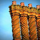 Chimneys by kelly-m-wall