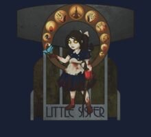 Bioshock Nouveau - Little Sister by DM7DragonFyre