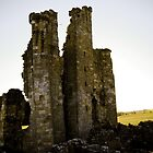 Ruins of Edlignham by DeePhoto