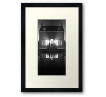 'Doll House' Framed Print