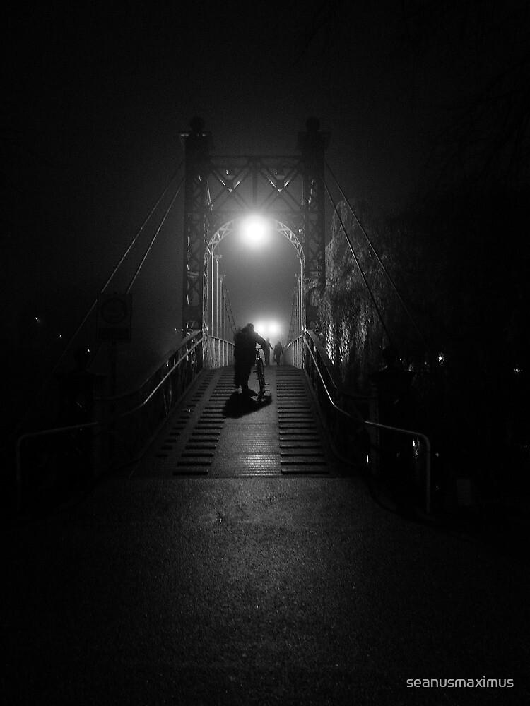 Quarry Bridge by seanusmaximus