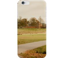 Autumn At Bradgate Park, Leicestershire iPhone Case/Skin