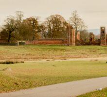 Autumn At Bradgate Park, Leicestershire Sticker