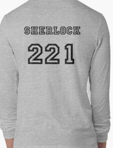 SHERLOCK 221 Long Sleeve T-Shirt