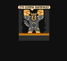 Rampage Ralph (Arcade Colors) T-Shirt