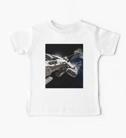 Space Battle Baby Tee