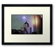 Magical Milwaukee © Framed Print