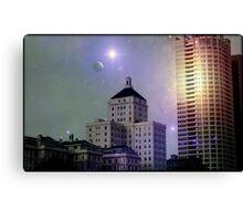 Magical Milwaukee © Canvas Print