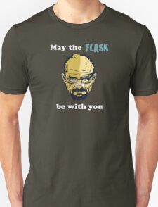 Breaking Bad: Walter White: May the Flask Be With You T-Shirt