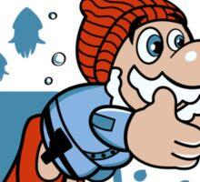 The Warp Aquatic Sticker