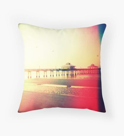 Dawn Breaking Throw Pillow