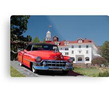 1953 Cadillac Eldorado Convertible Metal Print