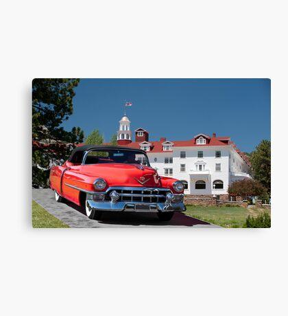 1953 Cadillac Eldorado Convertible Canvas Print