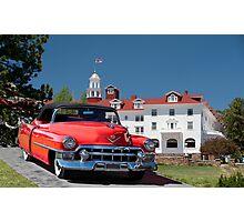 1953 Cadillac Eldorado Convertible Photographic Print