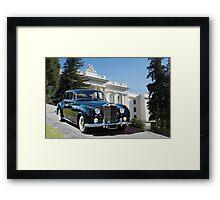 1959 Rolls-Royce Silver Cloud  Framed Print