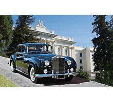 1959 Rolls-Royce Silver Cloud  Photographic Print