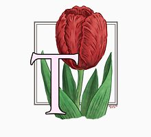 T is for Tulip Womens Fitted T-Shirt
