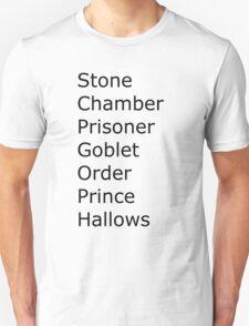 Harry Potter in Short T-Shirt