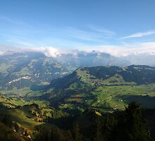 Switzerland by OaklandPhoto