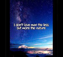 LovemoreNature_iphonecase by alla521