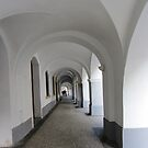 Prague - Arcades in the Old Town by bubblehex08