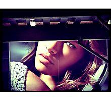 Momentary Glimpse Photographic Print