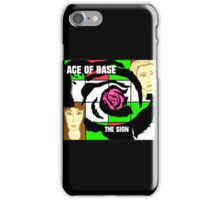 The Sign cover tribute iPhone Case/Skin