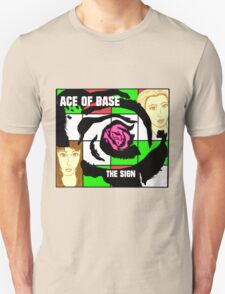 The Sign cover tribute T-Shirt