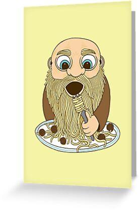 Papa Pasta by SteveOramA