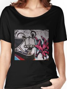 Collaboration  Women's Relaxed Fit T-Shirt