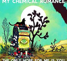 MY CHEMICAL ROMANCE ONLY HOPE by garudamuda