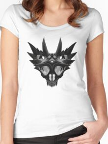 HorndSkull - Inversion Women's Fitted Scoop T-Shirt