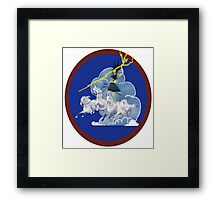 VP-13 Flying Neptunes Framed Print