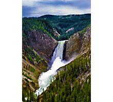 Lower Falls Photographic Print
