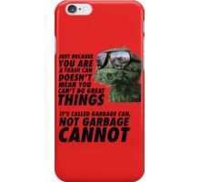 Garbage Can iPhone Case/Skin