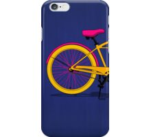 Happy Bike iPhone Case/Skin